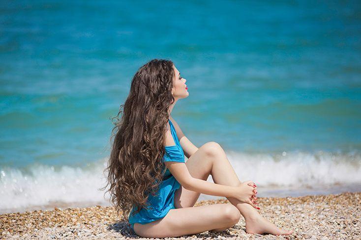 Tu pelo también necesita protegerse del sol