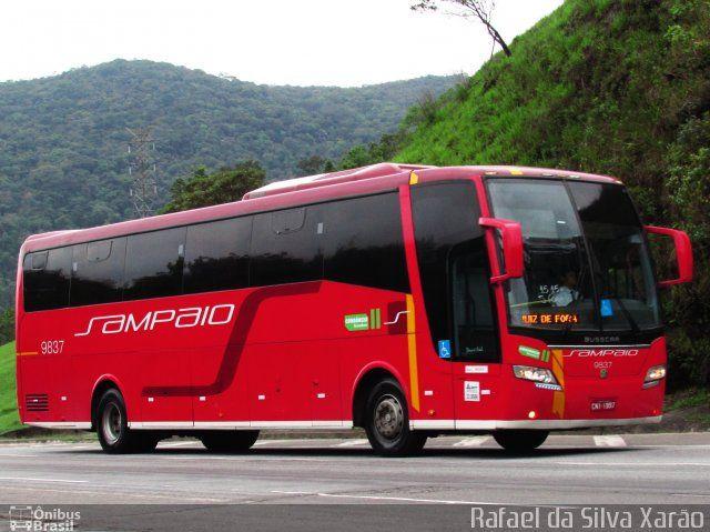 Viação Sampaio 9837 por Rafael da Silva Xarão