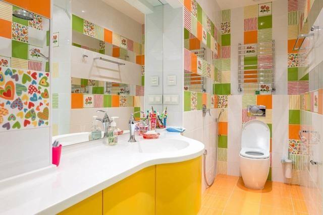 Aménagement d'une petite salle de bains d'appartement