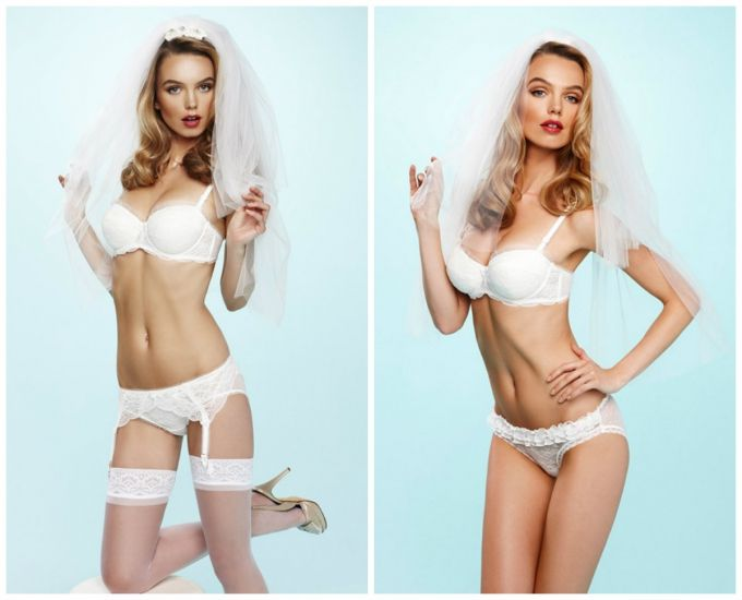 Die Wahl einer Hochzeit Unterwäsche | Mode