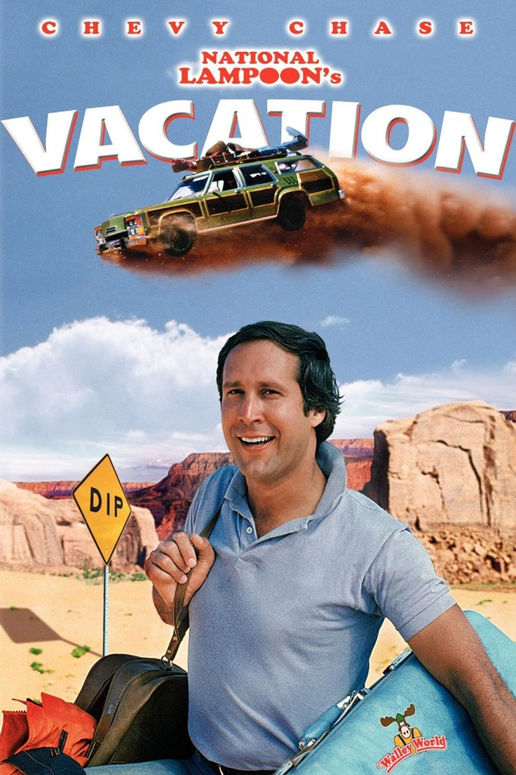 National Lampoon's Vacation (1983) I still laugh whenever I see this movie.