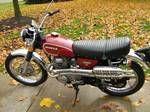 BikePics - 1972 Honda CL 350