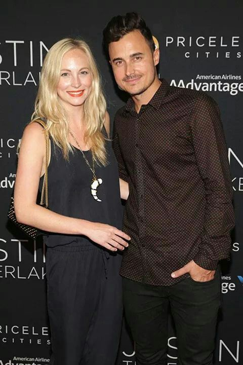 Candice Accola and Joe King ♥
