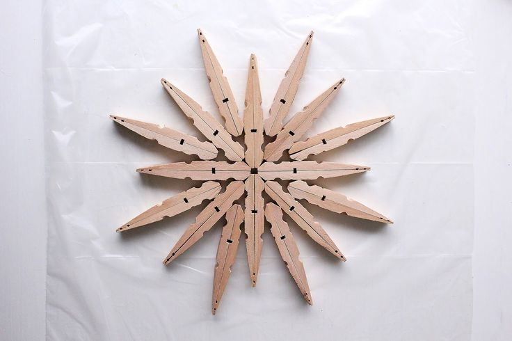 563 Best Clothespin Crafts Images On Pinterest