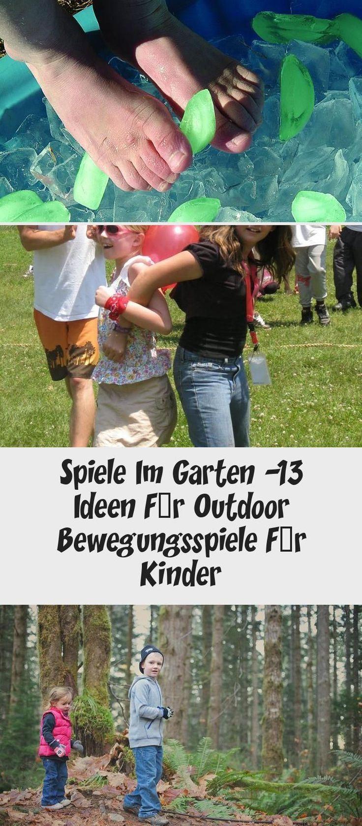 Spiele Im Garten 13 Ideen Fur Outdoor Ubungsspiele Fur Kinder In 2020 Spiele Im Garten Outdoor Training Outdoor