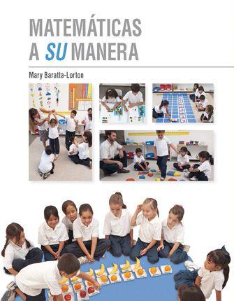 Libro de matemática preescolar para educadores de párvulos. El énfasis está puesto en la actividades que los niños deben realizar para descubrir y afianzar los conceptos matemáticos iniciales. Todo se muestra con fotografías y explicaciones prácticas.