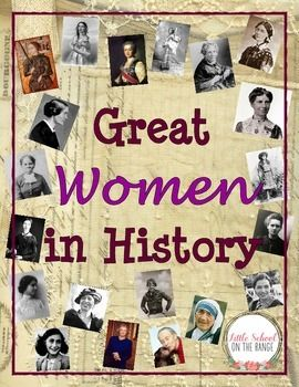 This FREEBIE contains a timeline activity for Helen Keller as well as a domino activity for great women in history. The complete unit contains: Fact Cards for the Following Women:o Joan of Arco Pocahontaso Catherine the Greato Sacagaweao Harriet Beecher Stoweo Susan B.