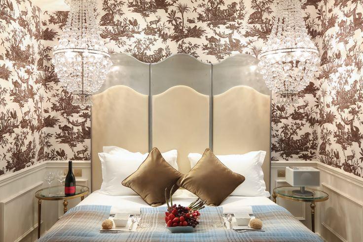 La Maison Favart Hotel, Paris - Amazing boutique hotel and steeped in Parisian theatre history...