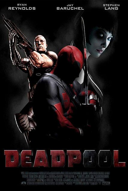 Watch Deadpool (2016) Full Movies (HD Quality) Streaming