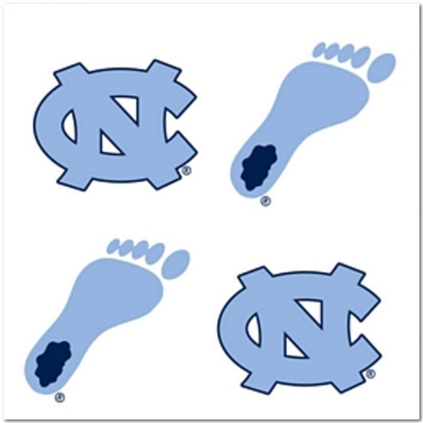 Unc Tarheels Free Coloring Pages