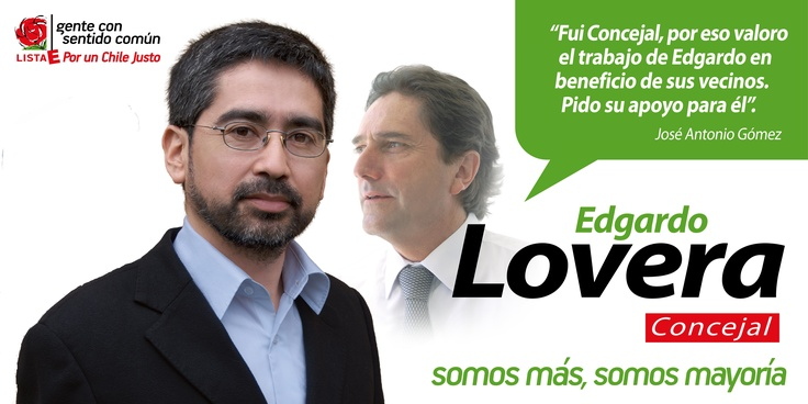 Candidato Concejal Temuco
