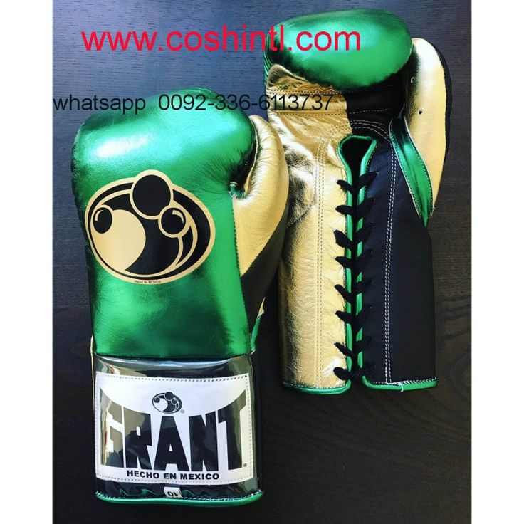 Genuine Leather Grant Boxing Gloves Supplier |Pro Fighting Gloves