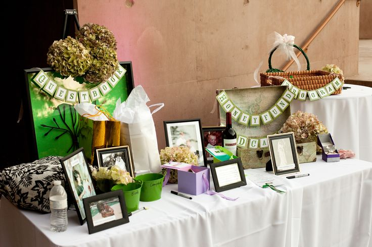 Beautiful customized bohemian guest welcome table by The~Lil~Things. Check it out at www.the-lil-things.com. #lalalilthings #welcometable #weddings