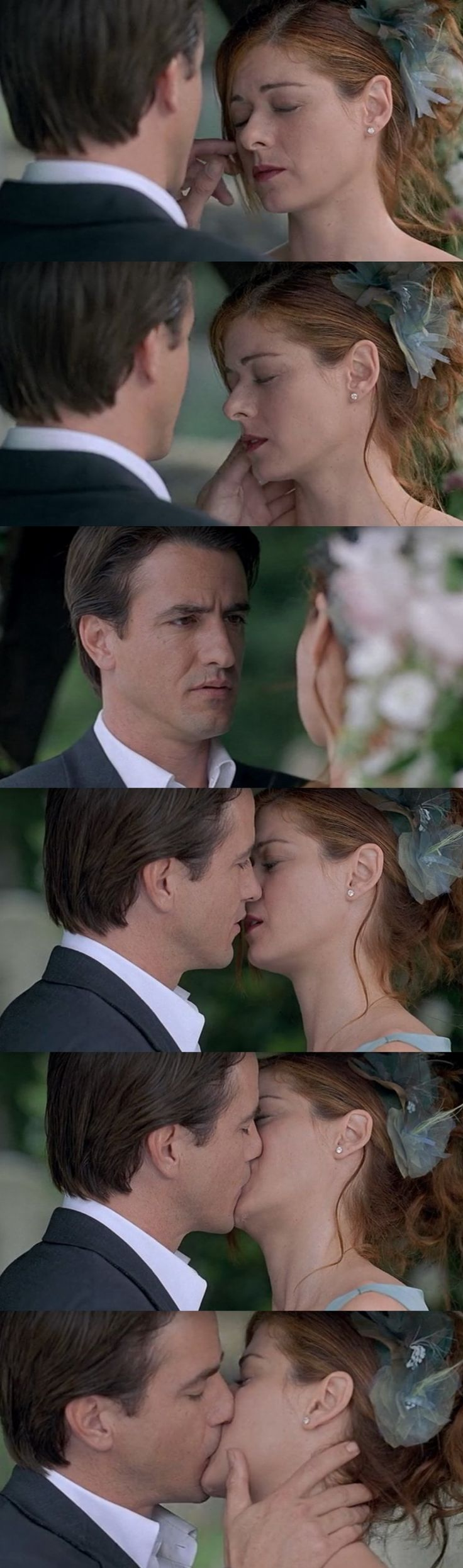The Wedding Date - Nick (Dermot Mulroney) and Kate (Debra Messing)