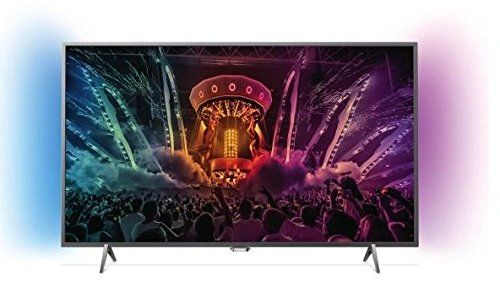 Philips 43pus6201 4 K Ultra Slim Smart TV LED avec 2 Ambilight and Pixel Plus Ultra HD