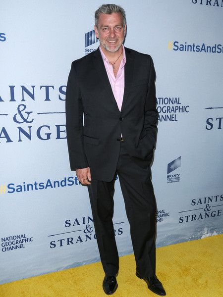 Ray Stevenson Photos - Ray Stevenson is seen attending the premiere of National Geographic Channel's 'Saints And Strangers' at the Saban Theatre. - Celebrities Attend the Premiere of 'Saints and Strangers'