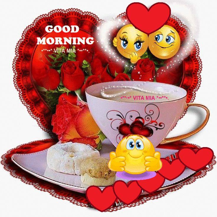Good Morning Love Animated : Best guten morgen ich liebe dich good morning