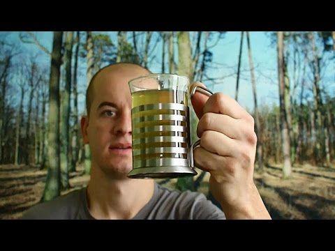 Korzeń mniszka lekarskiego - herbata - YouTube
