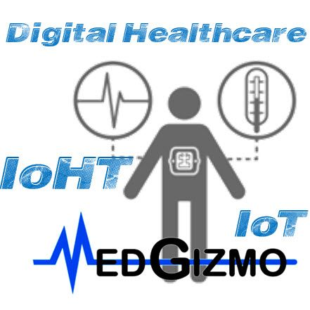 MedGizmo - MedGizmo: Wearables in Internet of Healthcare Things