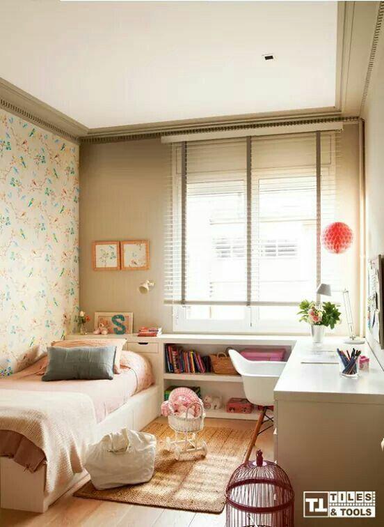 Como decorar una habitacion juvenil femenina good cuarto - Como decorar una habitacion juvenil femenina ...