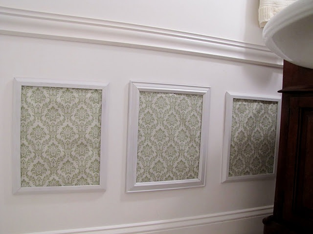 8 Best Images About Faux Wainscoting On Pinterest How To