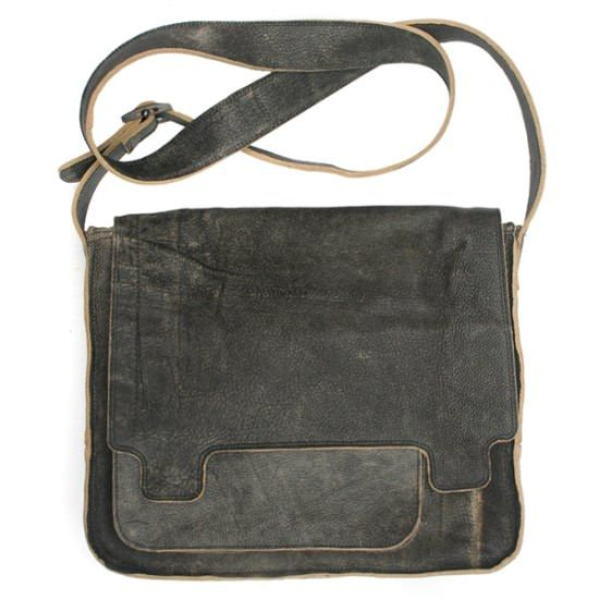 100% upcycled leather bags • Recyclart