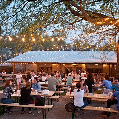 The Pharmacy Burger Parlor & Beer Garden, Nashville, TN - 2013 Best Restaurants in the South - Southern Living