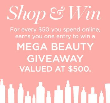 Place an order at Facial Co. before midnight tomorrow (2 March 2015) for your chance to win a beauty prize valued at $500!  For every $50 spent in a single transaction (excluding shipping charges) you will earn one entry. For example, if your order totals $120 you will earn two entries.  The lucky winner will be contacted directly and announced on our Facebook page. Get shopping now! http://facialco.com.au/