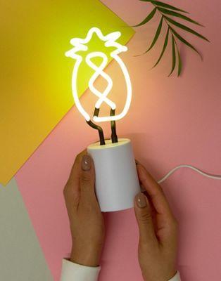 Sunnylife Pineapple Neon Light