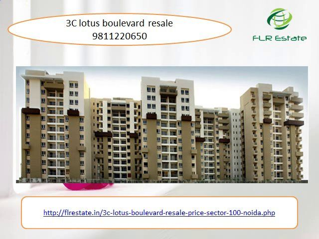 call 9811220650 for resale flats in 3c lotus boulevard, 3c lotus boulevard phase 1/2/3/4 , ready to move flats in 3c lotus boulevard, ready to move flats noida expressway