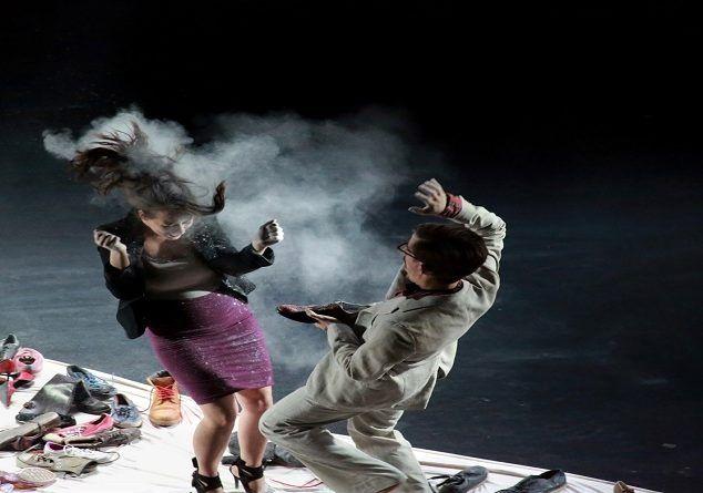"""""""Αγαθό"""" της Ναταλίας Κατσού στο ΙΜΚ, 8/12 – 7/01 Κάθε Παρασκευή, Σάββατο & Κυριακή στις 21:30..."""