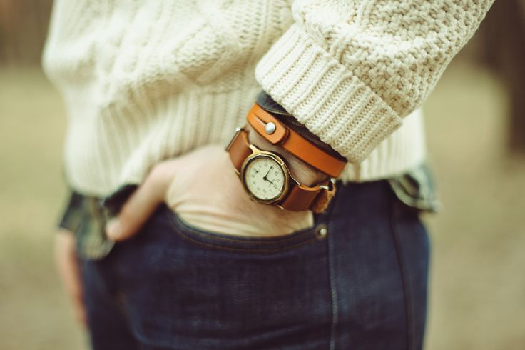 Midwest outfit, with nice watch