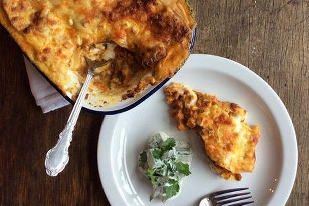 Stephen Jackson: Chicken Tikka Lasagne - Huddersfield Examiner