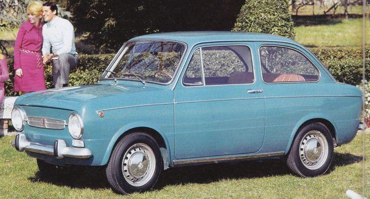 FIAT 850 Spécial