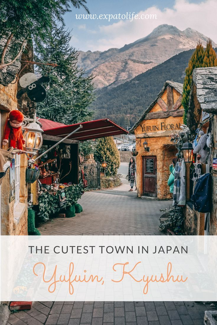 Discover the cutest town to enjoy hot spring in Japan - Yufuin (湯布院). Read here for tips on Yufuin transportation, best things to do in Yufuin Japan, what to eat in Yufuin, Yufuin ryokan and more. #yufuin #japan #ryokan #onsen #AsiaTravel #travelguides #traveltips