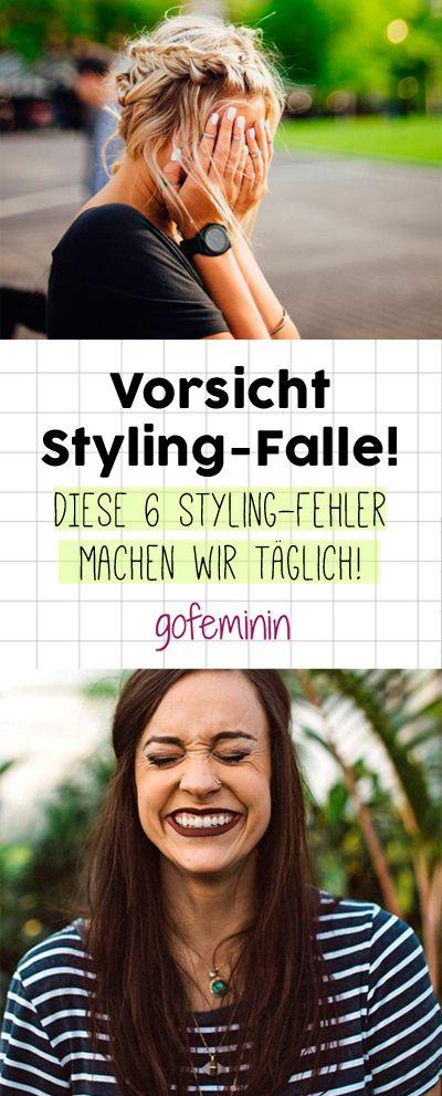 Wetten, dass du einen DIESER Styling-Fehler jeden Tag machst?! #stylingtipps #fashion #umstyling
