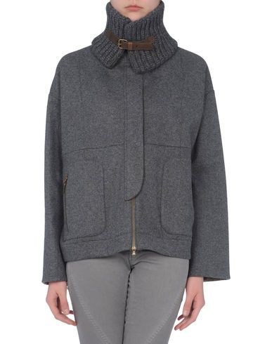 Brunello cucinelli Women - Coats  YOOX USA 1725- 490$