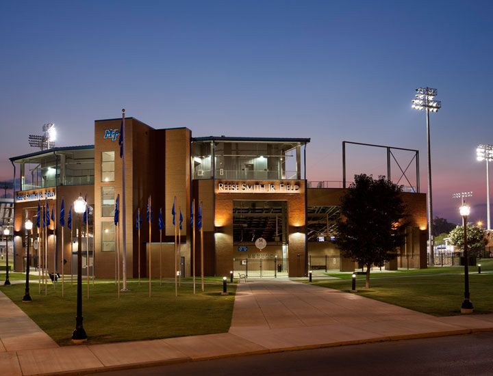 Reese Smith Jr. Field, Middle Tennessee State University | MTSU   Go  Raiders! | Pinterest | Middle Tennessee State University Part 83