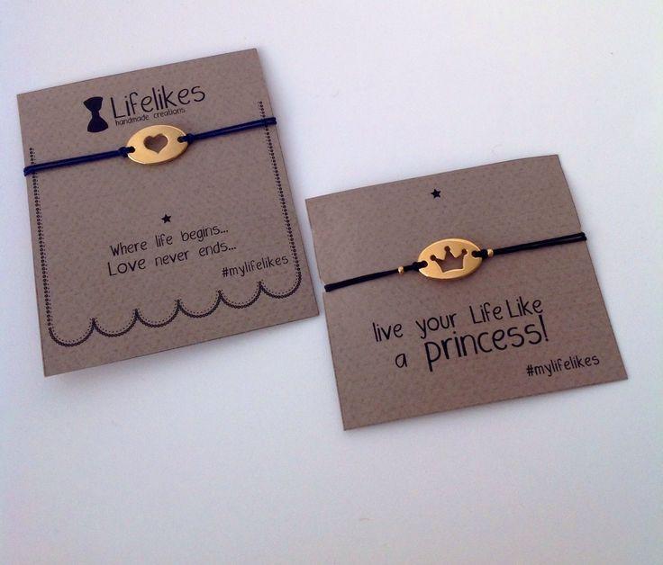 Lifelikes charm bracelets