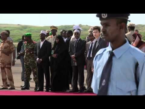 AMISOM Frontline: Police Training - The AMISOM Frontline series tells the story of African Union troops as they undertake a stabilization mission in Somalia. These films depict the range of challenges faced by the AMISOM soldiers on a daily basis, and covey the message that this mission is a much more diverse undertaking than many understand it to be.