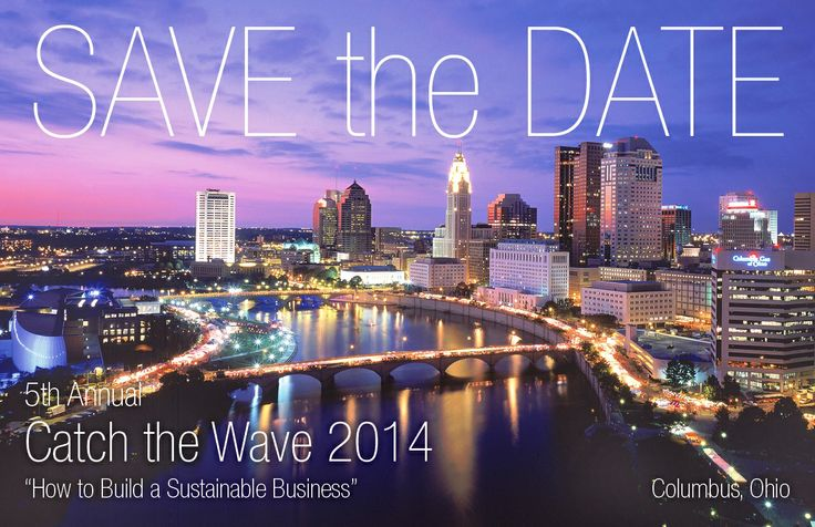 24 best catch the wave of success regional conference for Columbus capitale