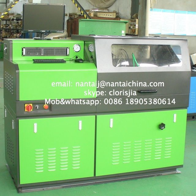 CRS708 common rail injector test bench