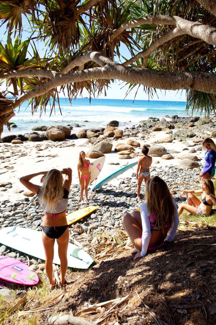 ROXY Byron Bay Surf Trip  http://www.roxy.com/progoldcoast