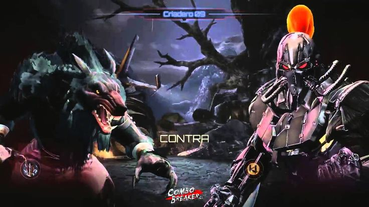 KI New Blood Tornament Online - BM Dactyl (Sabrewulf, Hisako) vs NR Yuri...