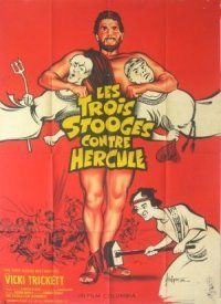 LES TROIS STOOGES CONTRE HERCULE The Three Stooges Meet Hercules