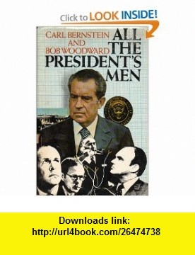13 best on line ebook images on pinterest pdf africa and antique all the presidents men a 1974 non fiction book by carl bernstein and bob woodward of the washington post investigates the watergate break in and the fandeluxe Choice Image