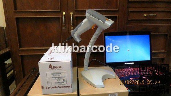 BARCODE SCANNER MURAH & HANDAL SEKALI ARGOX AS 8310