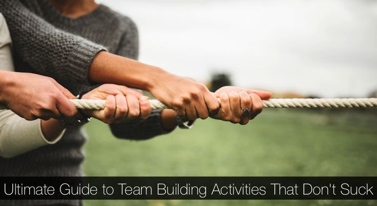 Stumped on team building activities your group will actually enjoy? Check out the list of the best icebreakers, games, and challenges for both co-located and remote teams.