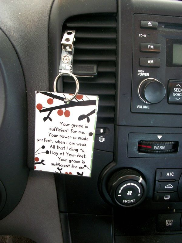 LOVE THIS one too for the car!!  SO SMART!!!