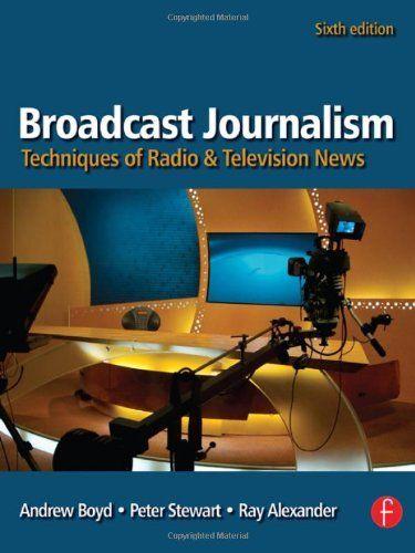 Amazon.com: Broadcast journalism: Books